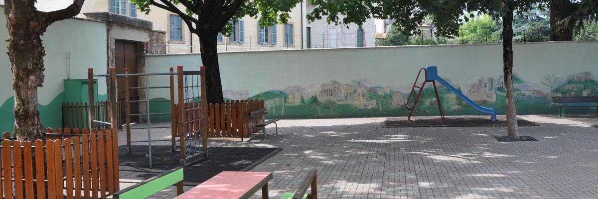 Cortile Materna Piazza Broilo