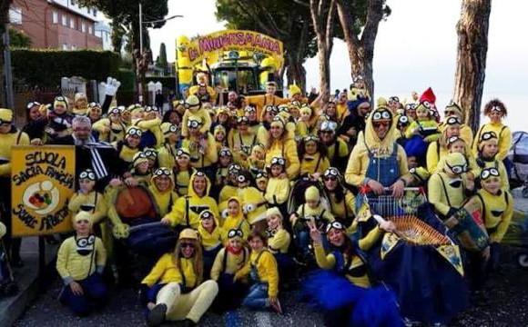 2016 Carnevale a Peschiera