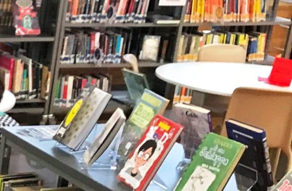 biblioteca 4^ 30.5.2018