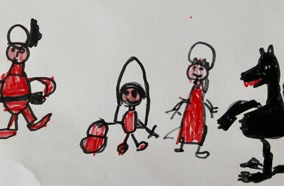 cappuccetto rosso (3)