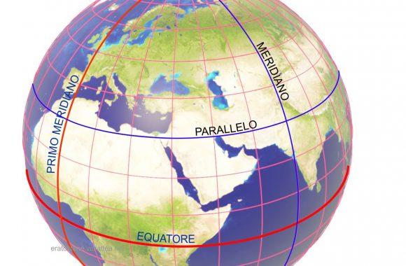 paralleli-meridiani
